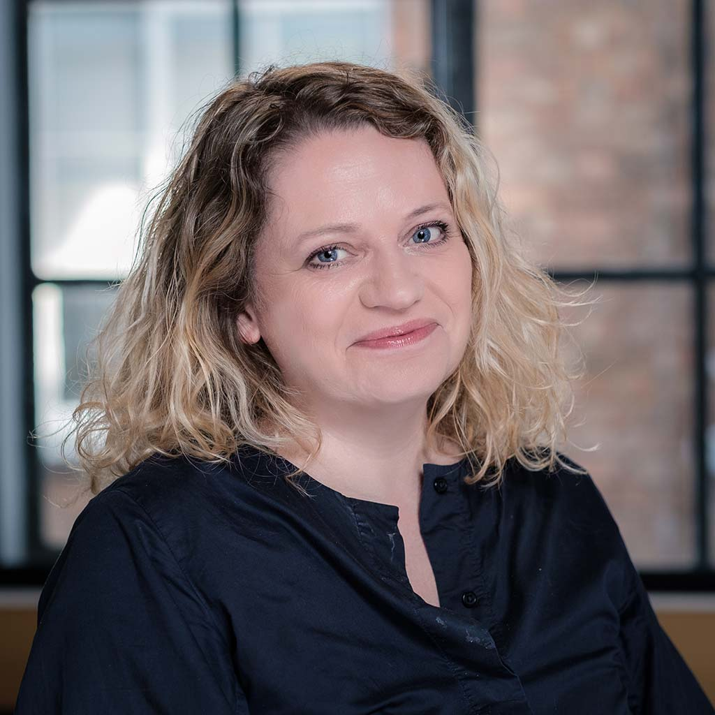 Clare Corcoran, Head of Production at Spun Gold TV